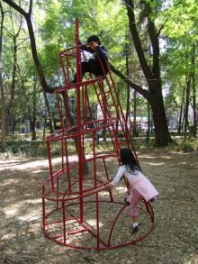 <b>Domenèc, <i>Playground (Tatlin in Mexico)</i>, 2011</b>