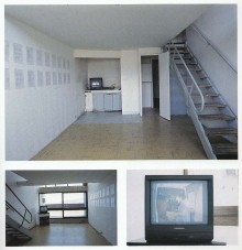 <b>Martha Rosler, <i>How Do We Know What Home Looks Like? The Unité d'Habitation de Le Corbusier at Firminy</i>, 1993</b>