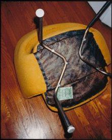 <b>Sam Durant, <i>Chair #1 – #6</i>, 1995</b>