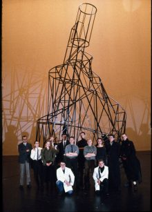 <b>Scipion Nasice Sisters Theater, <i>Retrogarde Event Baptism under Triglav</i>, 1986</b>