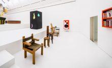 "<b>Tobias Rehberger, Untitled ""Chairs"" Series, 1994</b>"
