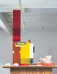 """<b>Iza Genzken, """"Fuck the Bauhaus"""" series, 1999-2000</b>"""