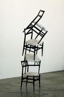 <b>Mauricio Lupini, <i>Stack Chairs</i>, 2011</b>