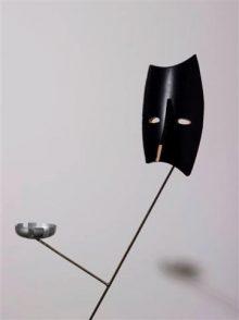 <b>Martin Boyce, <i>Dark Unit and Mask</i>, 2003</b>