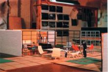 <b>Pia Rønicke, <i>Untitled Eames Model</i>, 2001</b>