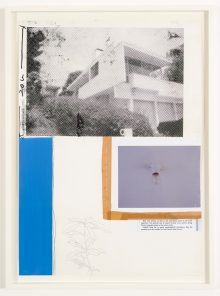 "<b>Julião Sarmento, ""Silver Lake"" series, 2010-11</b>"