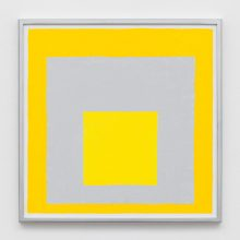 <b>Jill Magid, <i>Homage to the Square, 1963, After Josef Albers</i>, 2014</b>