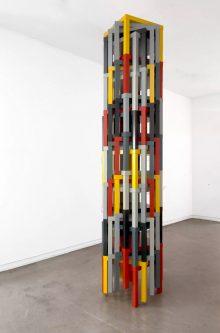 <b>Ryan Gander, <i>Samson's Push, or No. VI / Composition No.II</i>, 2011</b>