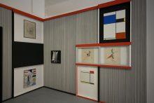 <b>Museum of American Art, Berlin, <i>Kabinett der Abstrakten (Original and Facsimile)</i>, 2010</b>