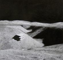 <b>Alison Moffett, <i>Domino House, le Corbusier</i>, 2008</b>