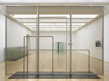 <b>Goshka Macuga, <i>Haus der Frau I and II</i>, 2008</b>