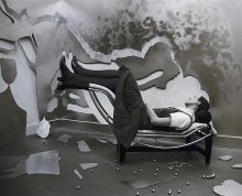 "<b>Sadie Murdoch, ""Mirrored Photomontage"" series, 2007</b>"