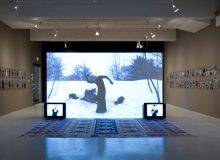 <b>Luis Jacob, <i>A Dance for Those of Us Whose Hearts Have Turned to Ice, Based on the Choreography of Françoise Sullivan and the Sculpture of Barbara  Hepworth</i>, 2007</b>