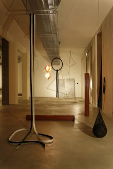 "<b>Leonor Antunes, ""Dwelling Place,"" 2007</b>"