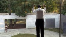 """<b>""""Painting the Glass House: Artists Revisit Modern Architecture,"""" 2008</b>"""