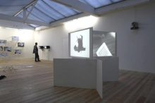 "<b>Falke Pisano, ""Object, the Undeniable Success of Operations,"" 2008</b>"