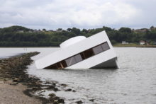 <b>Asmund Havsteen-Mikkelsen, <i>Flooded Modernity</i>, 2018</b>