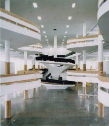 <b>Candida Höfer, <i> Fundação Bienal de São Paulo  XI,</i> 2005