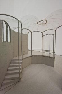 <b>Ian Kiaer, <i>Endless House Project, Horta/Van Eetvelde</i>, 2009</b>